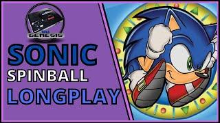 Megadrive Longplay #21: Sonic Spinball