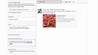 Create a Facebook sponsored post or Facebook suggested post