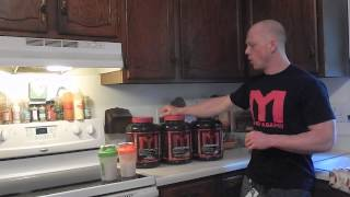 Mts Cinnagraham And Pumpkin Pie Whey Review
