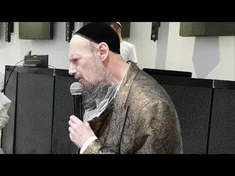 הנה אנכי שולח לכם את אליהו הנביא - הרב דב קוק בשירה לפני ברית
