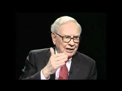 Warren Buffett Speaks On 'Charlie Rose' (Part 1/4)