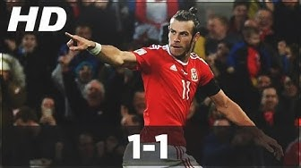 Wales vs Serbia 1-1 ►All Goals & Highlights - World Cup Qualifiers 2016 ● (12/11/2016) HD.