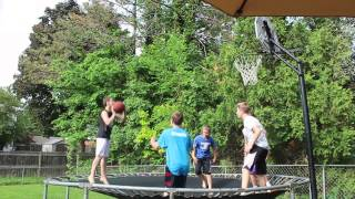 Backyard Slamball highlights - 2014