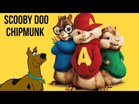 Scooby Doo The Mystery Begins Theme Song (Chipmunk Version)