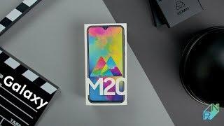 Samsung Galaxy M20 - Pierwsze wrażenia - Czy warto? | Robert Nawrowski