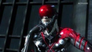 Metal Gear Rising: Revengeance - Boss Battle Trailer