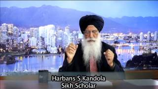 Harban Kandola on nirgun and sargun swarup of God according to Sikhism