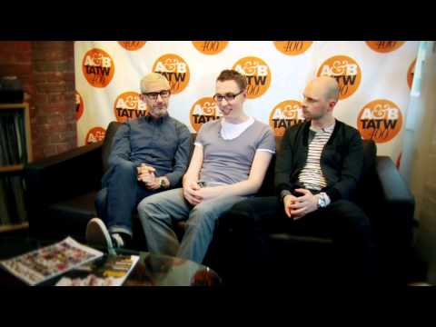 TATW400 Beirut - Above & Beyond Interview (1/3)