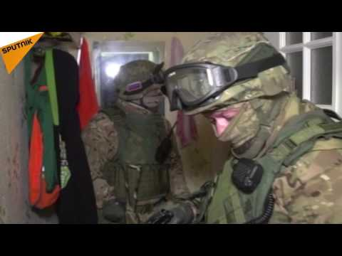 Islamic Terrorist Organisation Members Detained In Kaliningrad