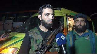 أخبار عربية - تهجير أهالي معضمية الشام ووصلهم إلى ريف حماة