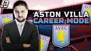 ΩΡΑ ΓΙΑ EPL!!~FIFA 18  Aston villa career mode Live[13]