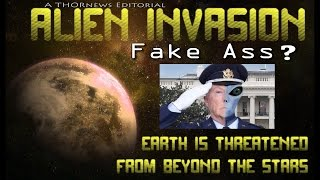 How do YOU prepare for a Fake Alien Invasion?
