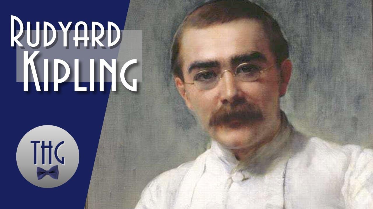 The Tragic Life of Rudyard Kipling
