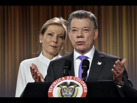 Nobel de Paz para Juan Manuel Santos: guiño internacional a diálogos con las Farc