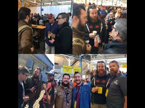 Mikkeller Beer Celebration: Copenhagen 7venth Sun, Cycle Brewing, Brussels Beer Project, O/O...