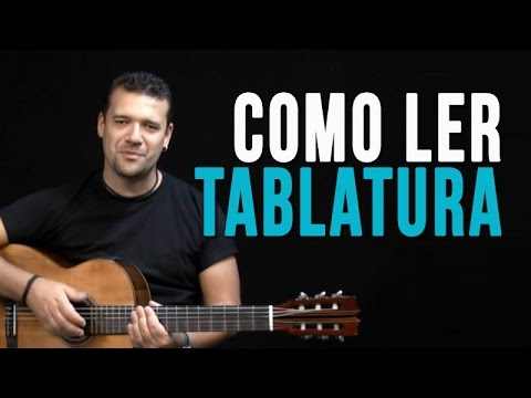 Como Ler Tablatura - TV Cifras