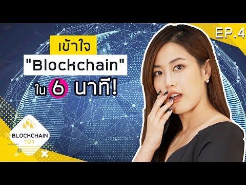 EP.4 Blockchain นี่แหละอนาคต | เฟื่องลดา
