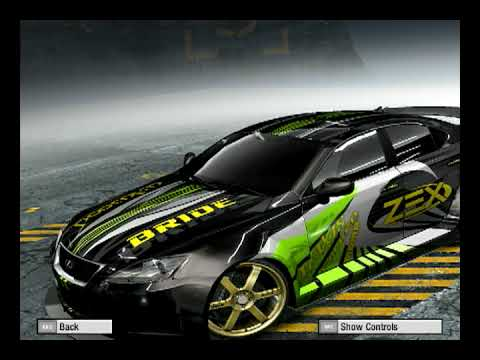 need for speed prostreet customized cars youtube. Black Bedroom Furniture Sets. Home Design Ideas