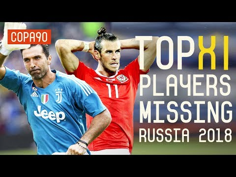 The Best XI Players Not At The World Cup