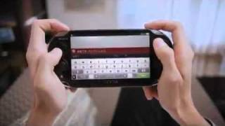 PS Vita System Trailer
