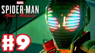 Training Complete! 2020 Suit! - Spider-Man: Miles Morales - PS5 Gameplay Walkthrough Part 9 (PS5 4K)