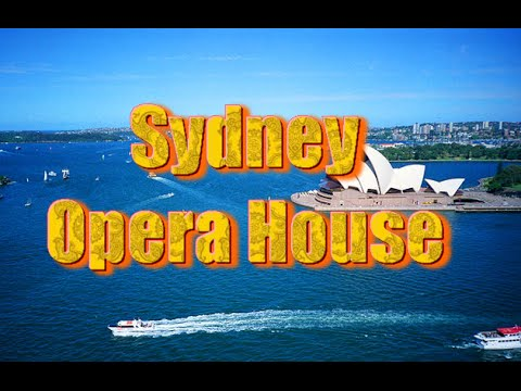 Top tourist attractions in Australia part1 | Sydney Opera House Vocation travel video guide
