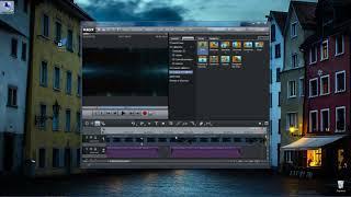 Урок по Основе монтированию и работы с видео в программе MAGIX Movie Edit Pro