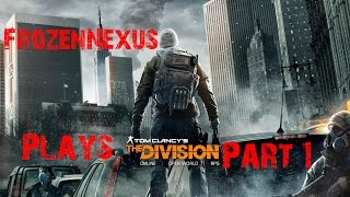 The Division Walkthrough Part 1: Intro and First Hour of Gameplay(PC Max Settings 1080p 60fps)