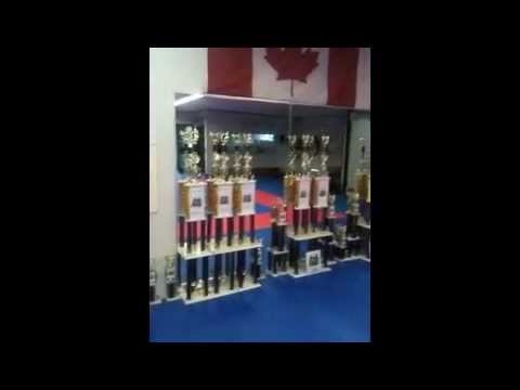 Team Wolverine 2012 US OPEN Breaking Highlights from Cobourg