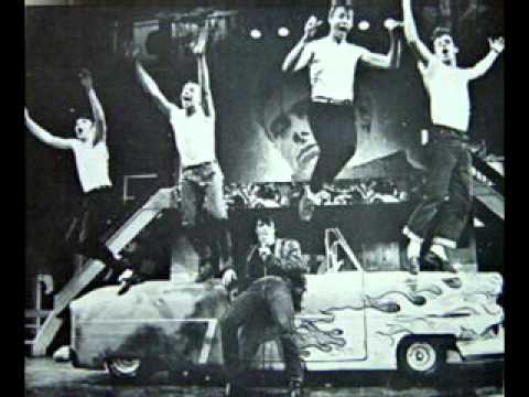 05 Grease  Greased Lightnin Broadway 1972