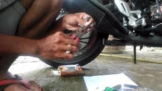 Cara Hilangkan Bunyi Klotok-klotok Pada Motor Honda All New CB150R
