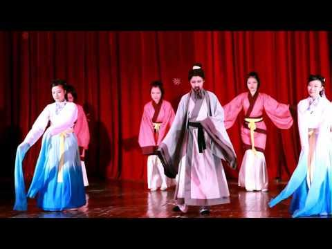 2013蛇年漢服春晚(上)Han Chinese Clothing Spring Festival Gala (Part I)