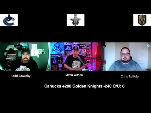 Vegas Golden Knights vs Vancouver Canucks 9/3/20 NHL Pick and Prediction Stanley Cup Playoffs