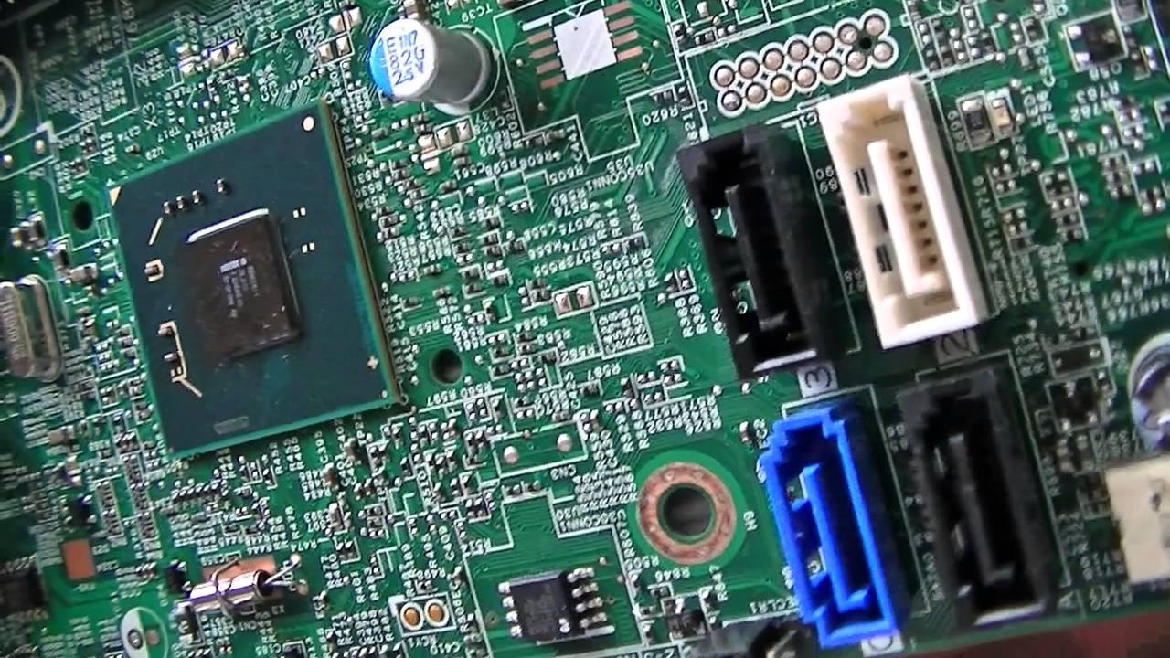 MIH61R MB Motherboard