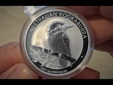2021 Kookaburra Coin Release, AC/DC Coin Sets And Other New Releases From The Perth Mint