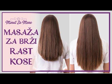 Савети за бржи раст косе