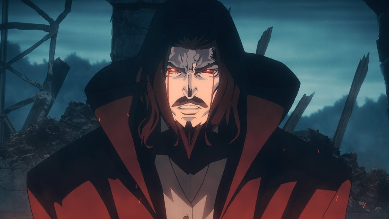 Image result for dracula castlevania