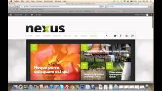 Photo Nexus Wordpress Theme Review & Demo   WordPress Theme   Photo Nexus Price & How to Install