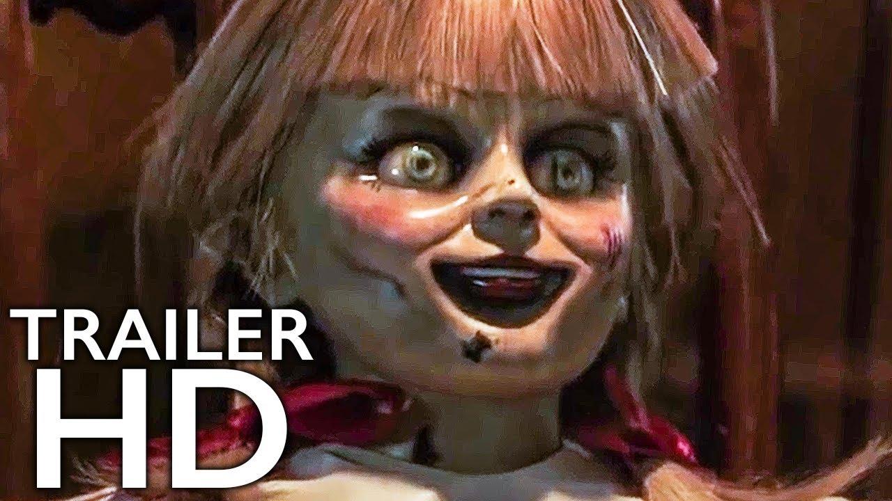 Annabelle 3: Viene A Casa - Trailer Español Latino Subtitulado 2019