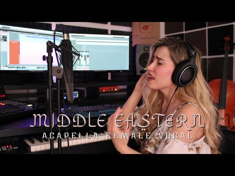 Middle Eastern Female Vocal / Royalty Free Music