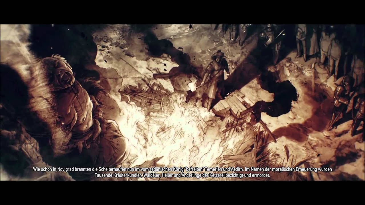 Witcher 3 Bestes Ende