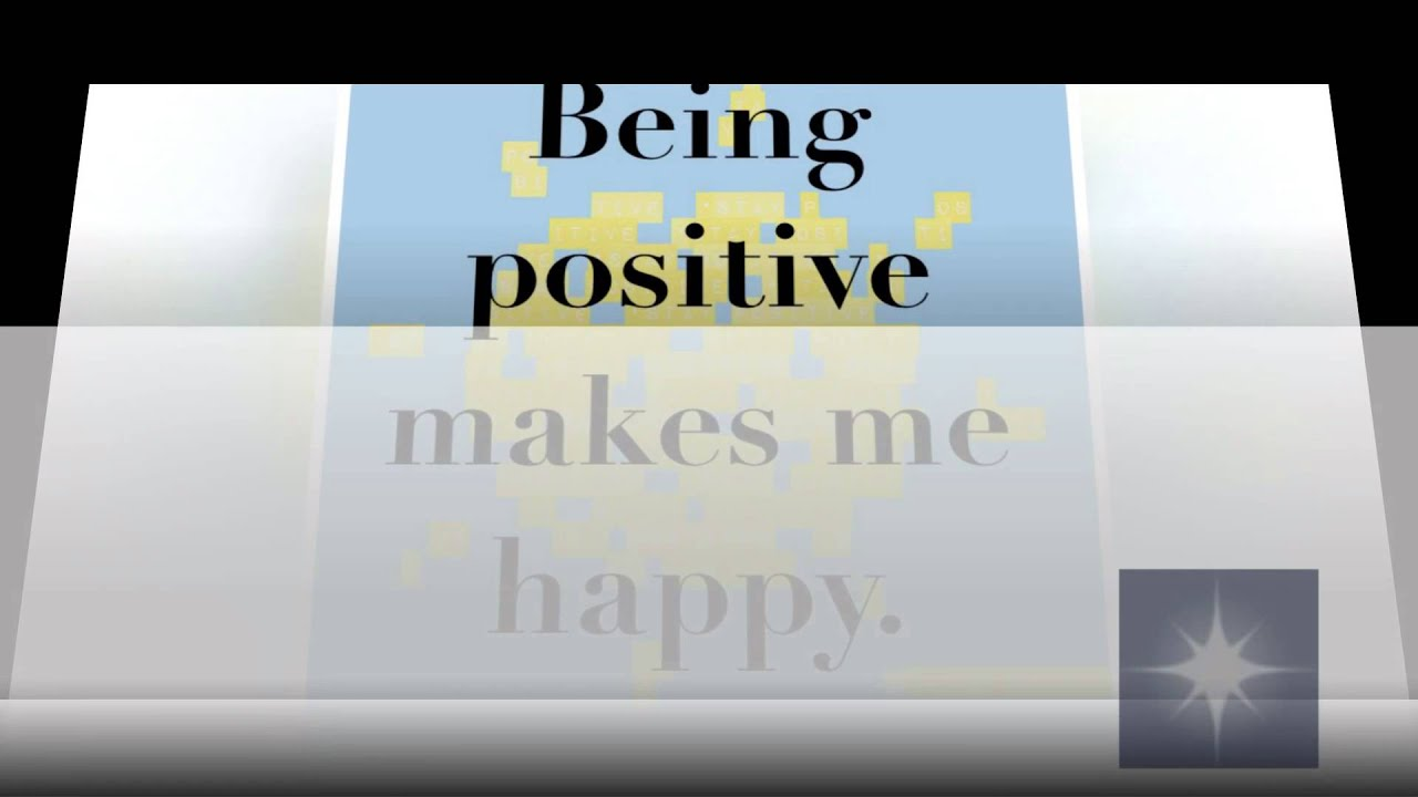 Positive Affirmation Examples Youtube