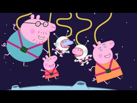 Peppa Pig English Episodes | Museum Fun with Peppa Pig! #PeppaPig