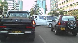 Samora Machel Avenue, Harare, Zimbabwe