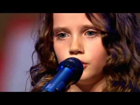 Amira Willighagen - O Mio Bambino Caro (Holland's Got Talent 2013 )