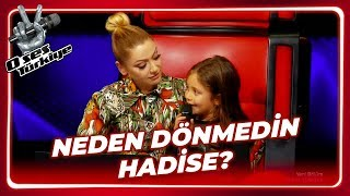 Hadise's young fan | The Voice Turkey | Episode 11