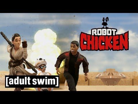 Robot Chicken | The Farce Awokens | Adult Swim UK 🇬🇧