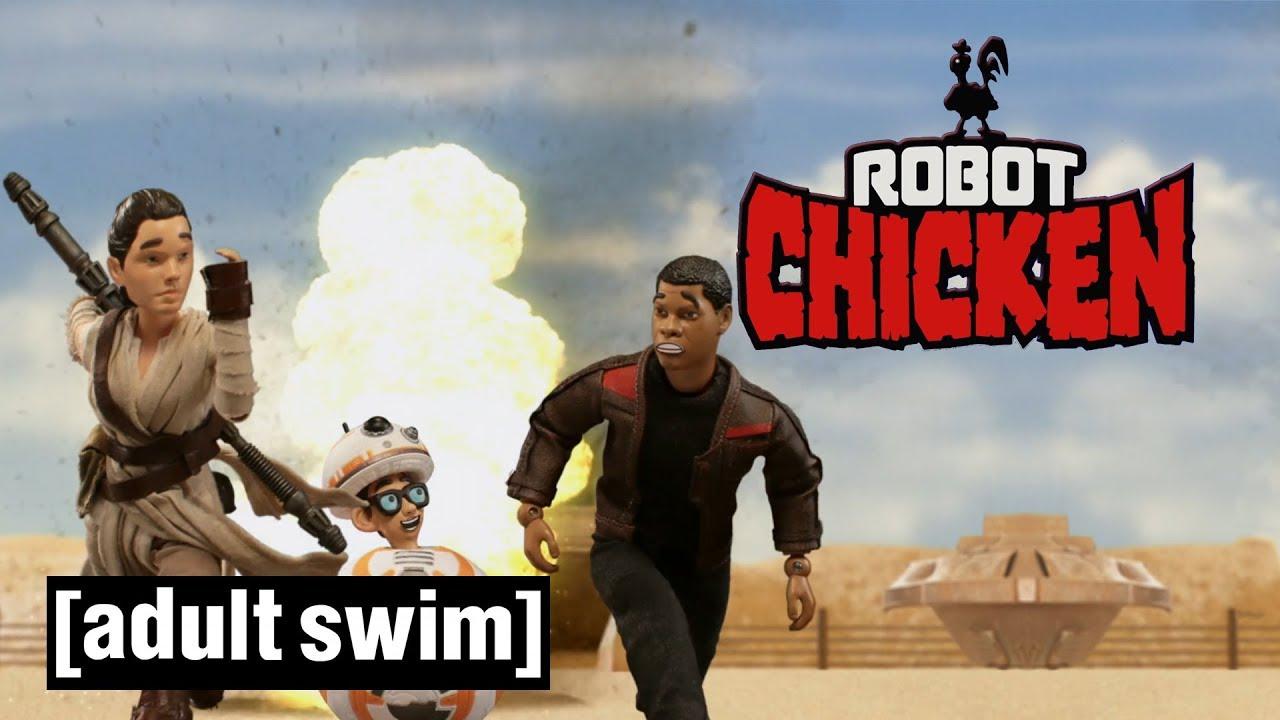 Download Robot Chicken   The Farce Awokens   Adult Swim UK 🇬🇧