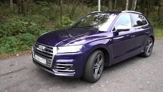 Новая Audi SQ5- идеальная пушка на повседнев