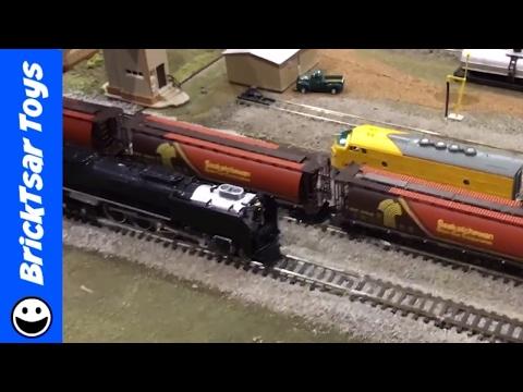 Great Model Train Show March 18, 2017 Cobb Galleria